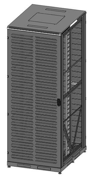 Шкаф напольный 1913-8471-2P