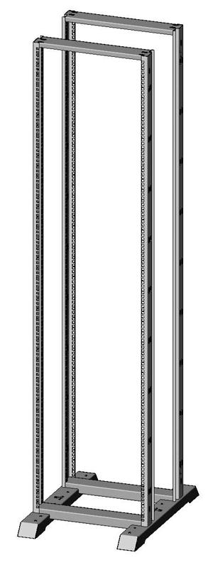 Открытая монтажная стойка универсальная 1931-5336-2