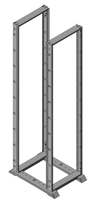 Открытая монтажная стойка универсальная 1931-5538-2