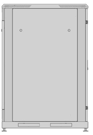 Шкаф напольный 1911-6228-1G