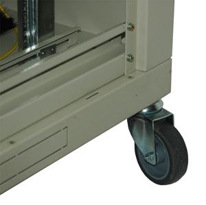 Ролики усиленные для напольных шкафов (комплект из 2шт.)