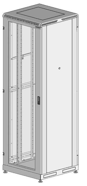 Шкаф напольный 1911-6376-1G