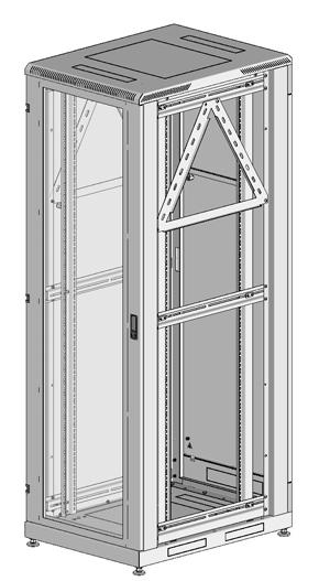 Шкаф напольный 1911-6378-1G