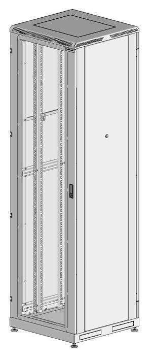 Шкаф напольный 1911-6426-1G