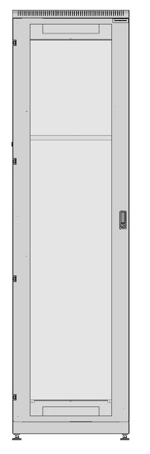 Шкаф напольный 1911-6456-1G