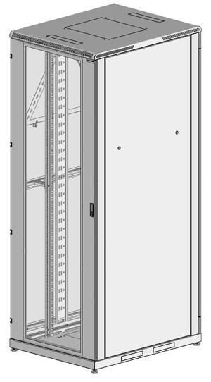 Шкаф напольный 1912-8451-1G