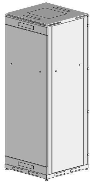 Шкаф напольный 1912-8458-1G