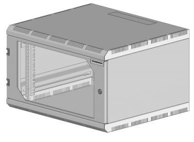 Шкаф настенный 2-х секционный 1921-6065-G