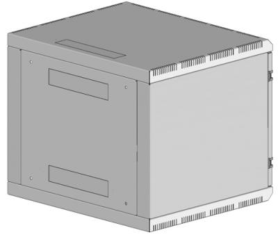 Шкаф настенный 2-х секционный 1921-6095-G