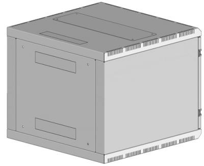 Шкаф настенный 2-х секционный 1921-6096-G