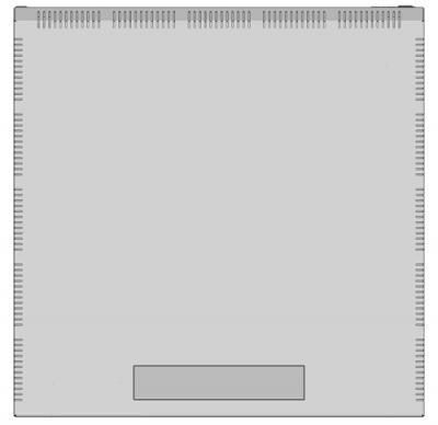 Шкаф настенный 2-х секционный 1921-6156-G