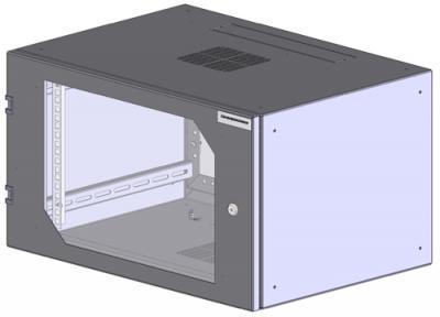 Шкаф настенный 2-х секционный 1921-6064-G