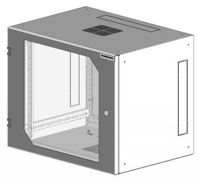 Шкаф настенный 2-х секционный 1921-6094-G