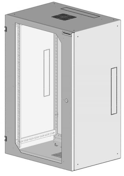Шкаф настенный 2-х секционный 1921-6184-G
